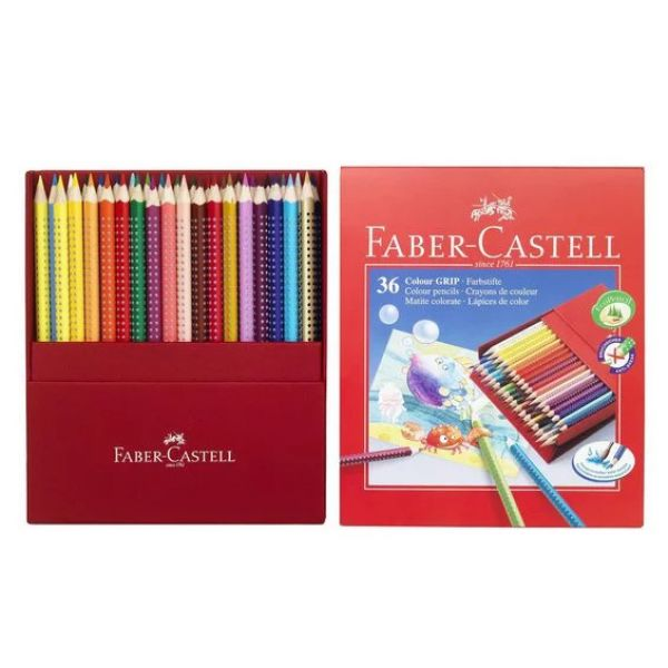 Fargeblyanter Faber-Castell, Colour Grip
