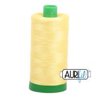 Aurifil sitron gul