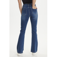 Pulz Liva flared jeans