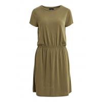 OBJANNIE olive MAXWELL  S/S DRESS NOOS