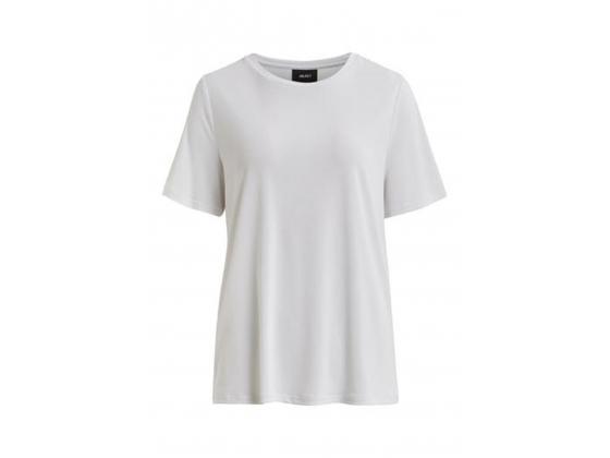 OBJannie s/s tshirt white