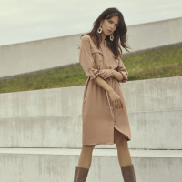 Minus Emissa shirt dress MI3358