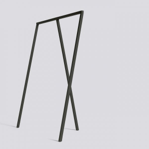 Loop Stand Wardrobe Black