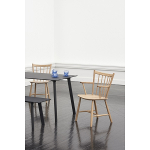 J41 Chair Solid Oak