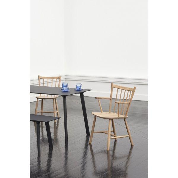 J41 Chair Solid Oak