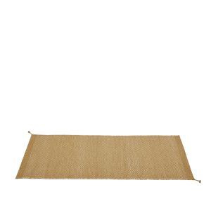 Ply Rug - Burnt Orange - 80x200 cm