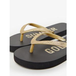 Zitalia flipflops  Golden Summer