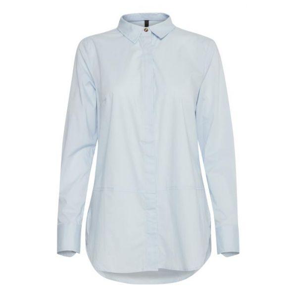 Pulz PZelna shirt blue