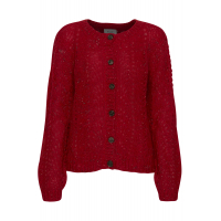 Pulz PZadele cardigan chinese red