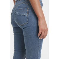 Pulz Carmen High Skinny light blue