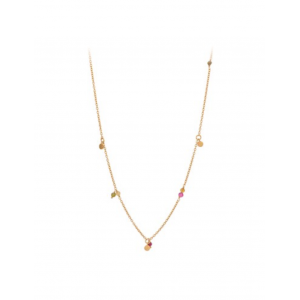 After glow pastel necklace - Pernille Corydon.