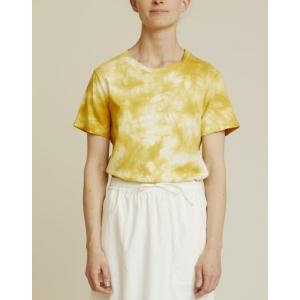 Irene T-skjorte gul