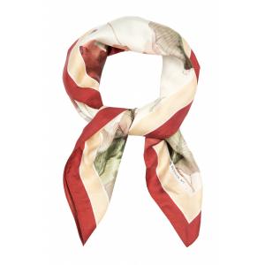 The Artist silk scarf