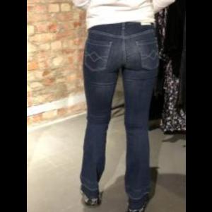 Longcut raw edge - Please jeans