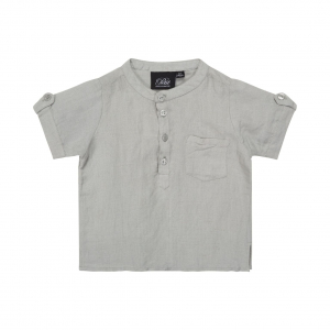 PETIT BY SOFIE SCHNOOR - PETRI SHIRT DUSTY MINT