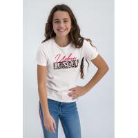 Garcia Teens girls T-skjorte Urban Jungle