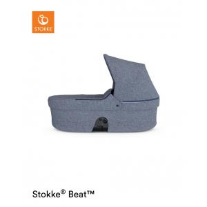 STOKKE® - BEAT™ CARRY COT BLUE MELANGE