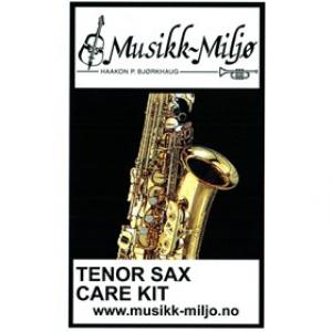 Rengjøringssett Tenorsaksofon Superslick Care Kit