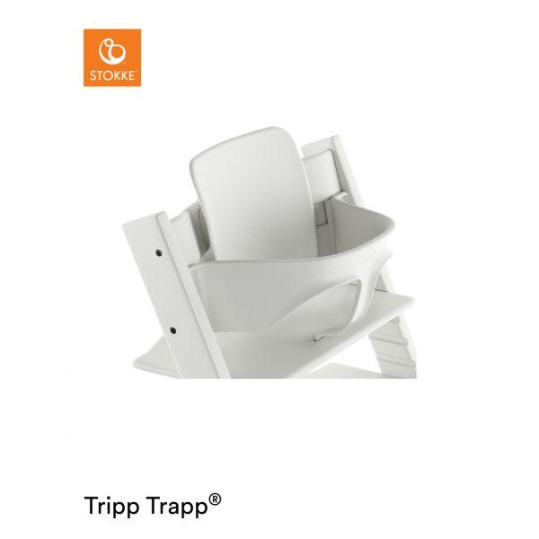 STOKKE® - TRIPP TRAPP® BABY SET WHITE