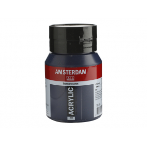 Amsterdam Standard 500ml – 566 Prussian Blue Phthalo