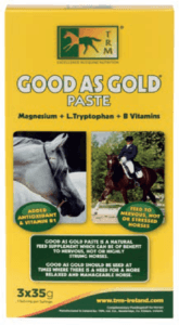 TRM Good as gold paste