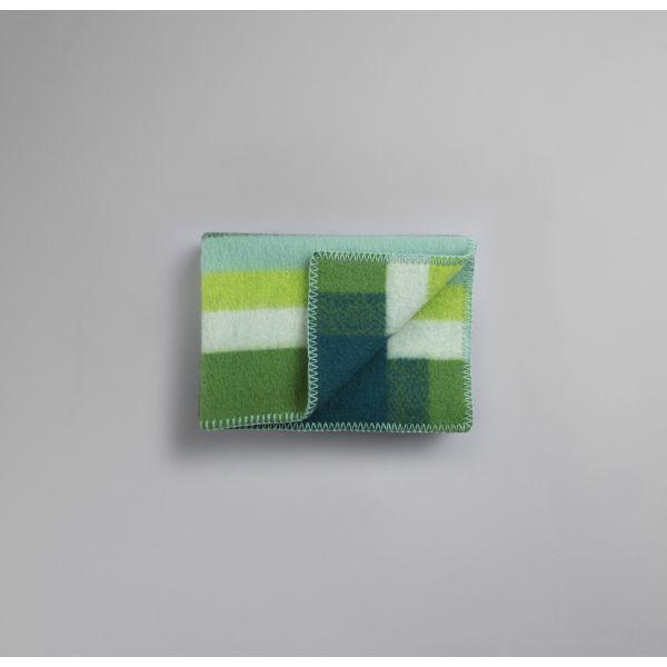 Babypledd Mikkel grønn