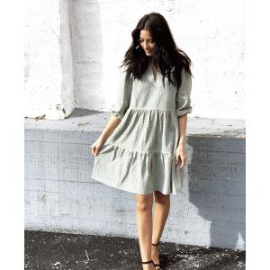 Mynte  Suede Dress