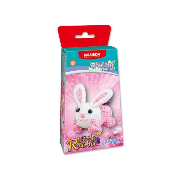 Modeling Foam – Gavesett Little Rabbit Rosa