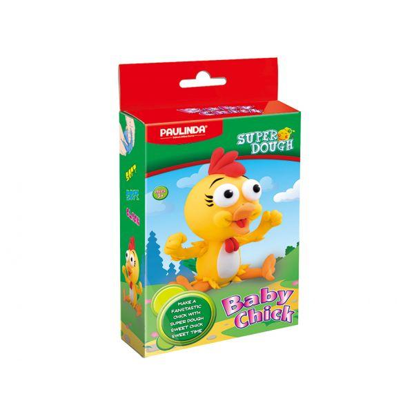 Super Dough – Gavesett Baby Chick Gul