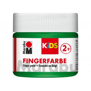 Marabu KIDS Finger Paint 100ml – 267 Grønn