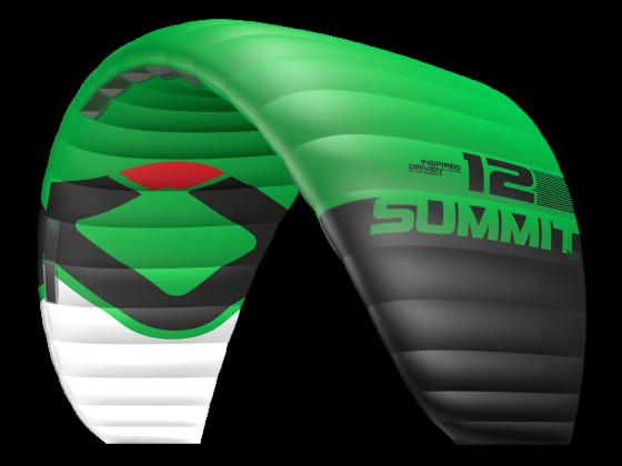 Ozone Summit V4 (Grønn) 6 Kvm