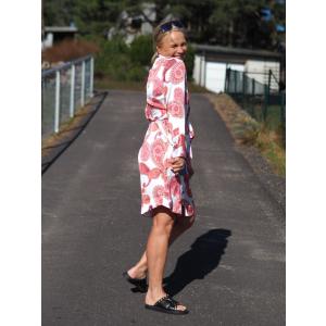 Nakita Dress -Queen Paisley