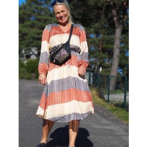 Board LS Midi Dress