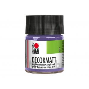 Marabu Decormatt 50ml – 007 Lavendel
