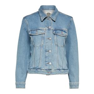 Story Bair Blue Denim Jacket