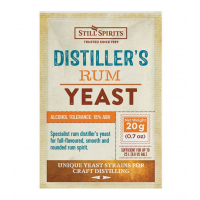 Distiller's Rum Yeast - Still Spirits  20g