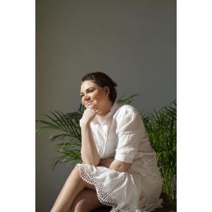 Clara Lace Skirt