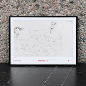 Pablo Picasso No. 278 fra Suite 347