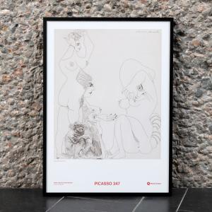 Pablo Picasso No. 6 fra Suite 347