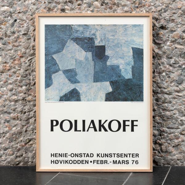 Serge Poliakoff 1976