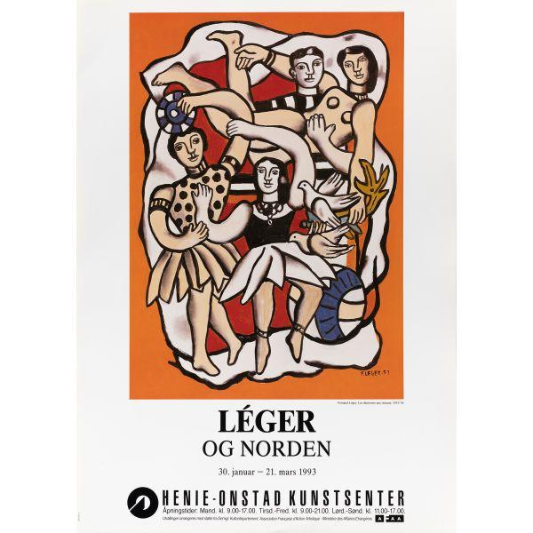 Léger og Norden 1993