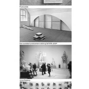 Postnordisk - den nordiske kunstscenens vekst og fall 1976-2016