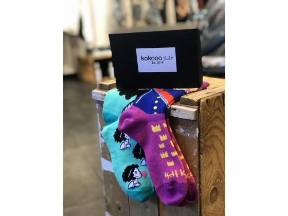 Kokoo socks Helt Konge