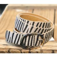 SoNize belt zebra 645301/301