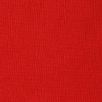 Perlebomull rød