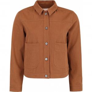 Bata jakke brun