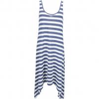 Gytha blue Jersey Dress