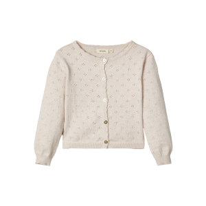 Gliva kort strikket cardigan mini