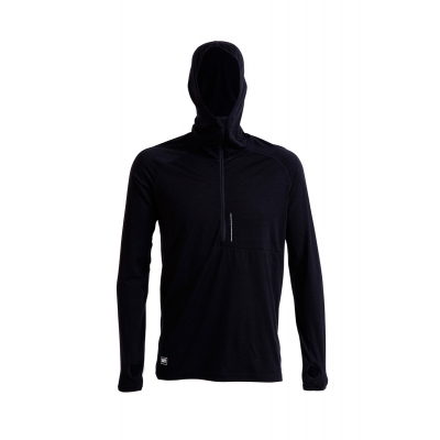 Temple Tech Zip Hood LS