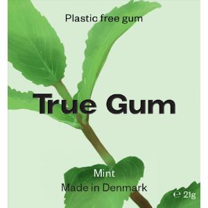 True Gum Mint and Matcha